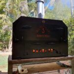 JAGRD Custom Trailer Mounted Black Beauty Bushies Pizza At Home in Broome | JAGRD